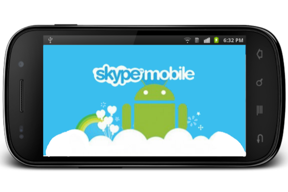 mobile skype android