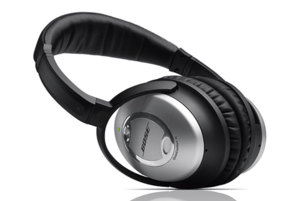 Bose Quiet Comfort 15 headphones