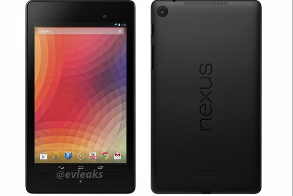 Nexus 7 Leaks