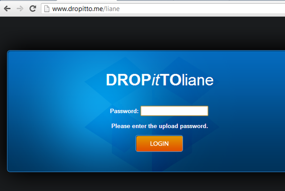 Dropittime screenshot