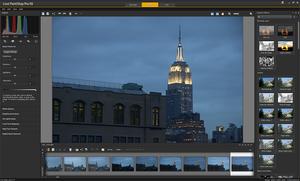 PaintShop Pro X6 adjust