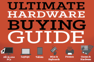 Ultimate Hardware Buying Guide