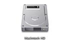 Mac startup drive icon