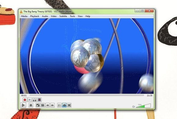 VLC 2.10 screenshot