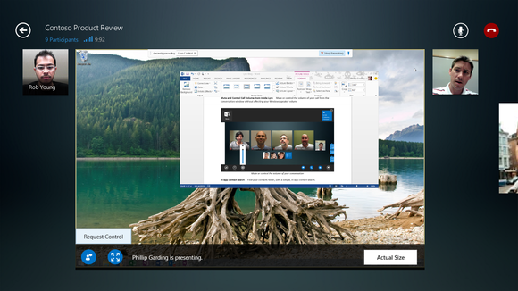 Microsoft Lync for Windows 8.1