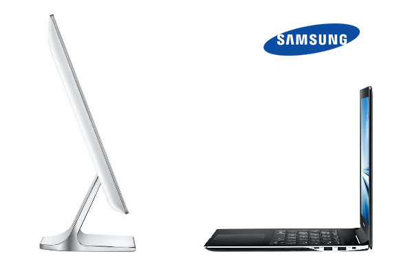 Samsung ATIV One 7 and Book 9