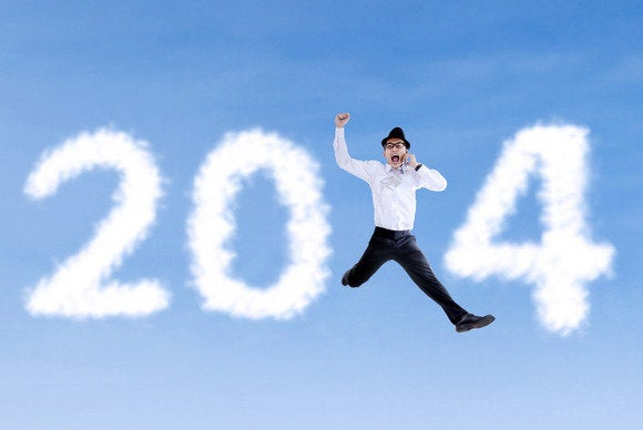Tech Resolutions 2014
