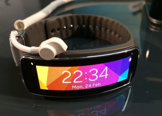 samsung galaxy gear 2 fit mwc jan 2014