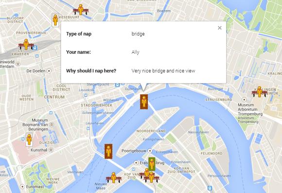 google naps rotterdam 2