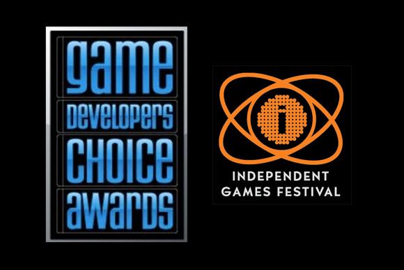 igf gdc award logos