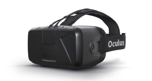 oculus rift dev kit 2 angle