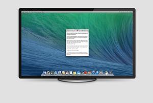 osx10.9.3 displays