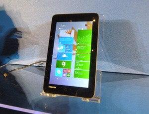 7 inch toshiba windows tablet