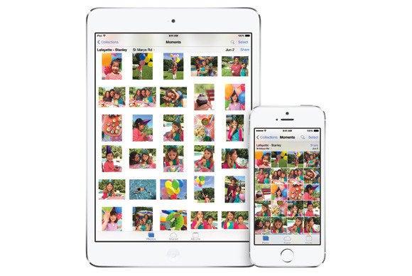 ios8 ipad iphone