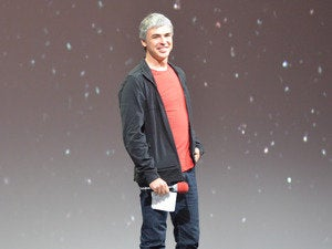 larry page google io