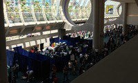 comicon crowd