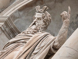 Forget Heliocentrism—Embrace the cloud and Zeus-centrism