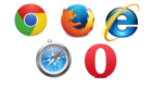 browser comparison sept 2014