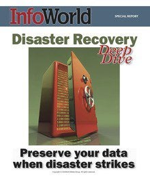 Disaster recovery Deep Dive