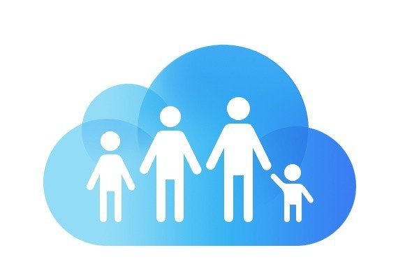 family sharing hero