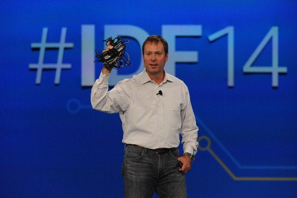 Intel talks wireless charging and RealSense 3D cameras, coming over the next year