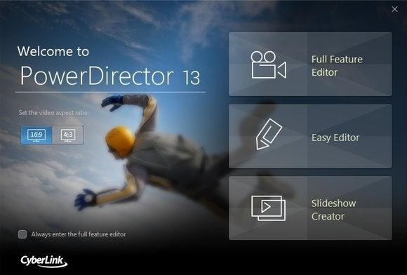 PowerDirector 13