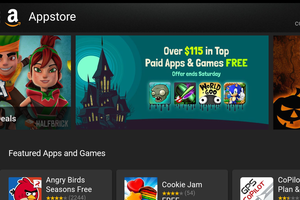 amazon app store halloween sale