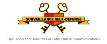 eff surveillance self defense