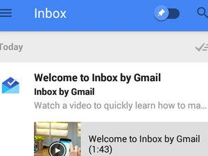 Inbox Google Gmail