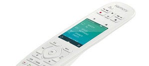 logitech harmony ultimate home tilt white