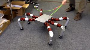 snake monster robot carnegie mellon university