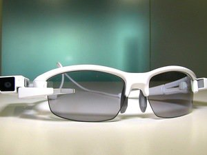 sony smartglasses