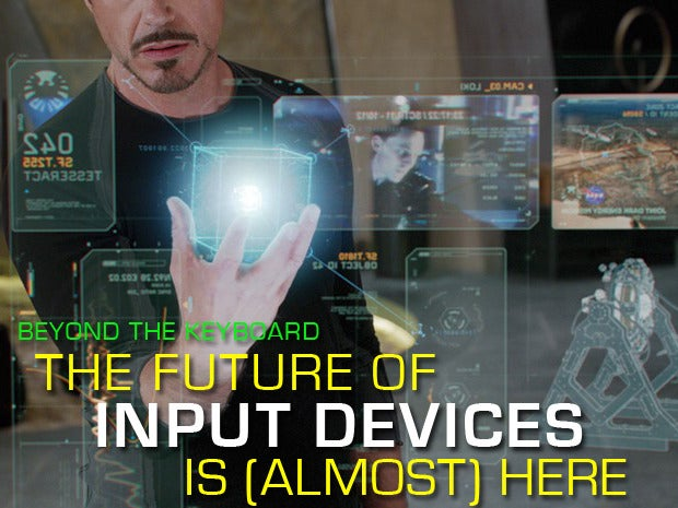 The future of input devices