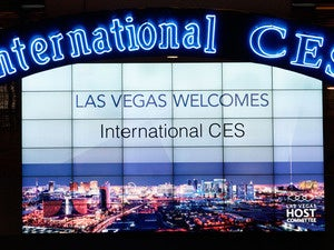 International CES welcome