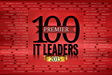 Computerworld Premier 100 IT Leaders 2015
