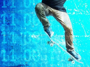 ios apps for dev skateboard code skater data binary