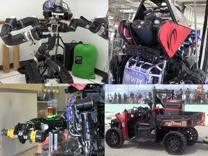 DARPA Robotics Challenge Road to the Finals