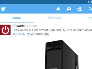 twitter android screenshot