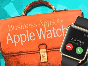 12 early Apple Watch apps for business
