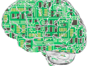Fictional Artificial Brain
