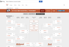 microsoft bing ncaa bracket builder