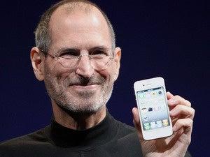 Steve Jobs in 2010