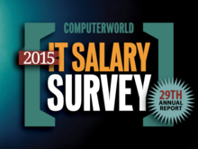 Computerworld Salary Survey 2015