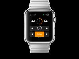 djay apple watch