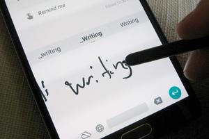 google handwriting app