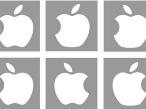 Apple logo test