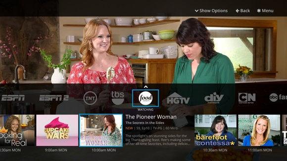 sling tv food network