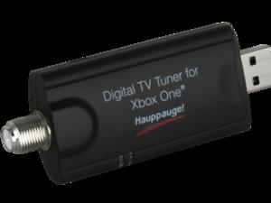 Xbox One OTA tuner