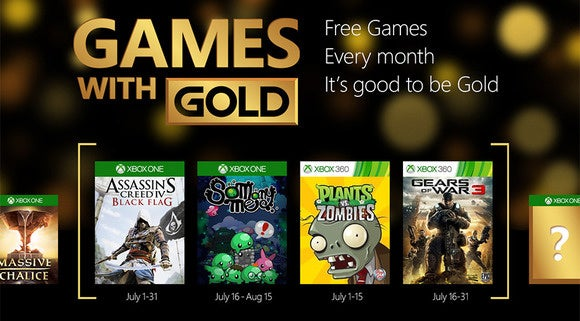 games with gold free games
