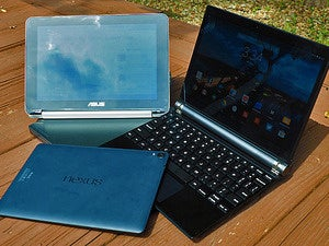 Android Tablets, Chromebooks, Convertibles